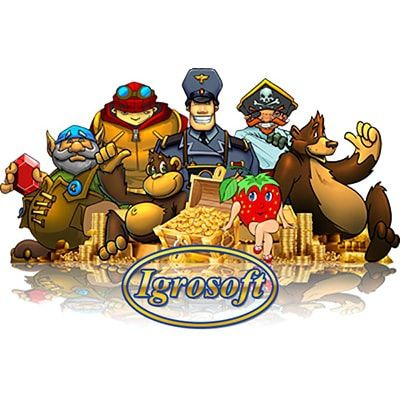 Legendary Igrosoft slots in HTML5 format are now on 2WinPower