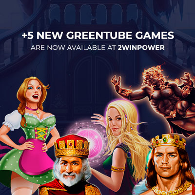 Updates of the 2WinPower Catalogue: The Best Gaming Novelties from Greentube