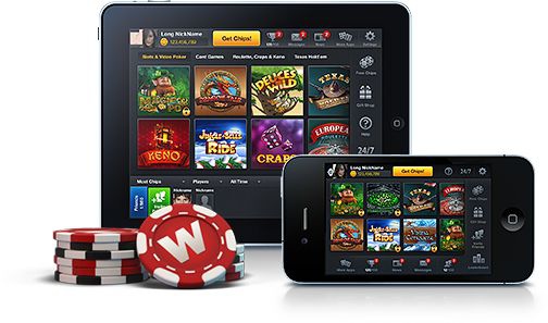 Flash casino, img