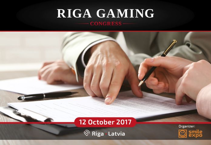 License for gambling business in Latvia
