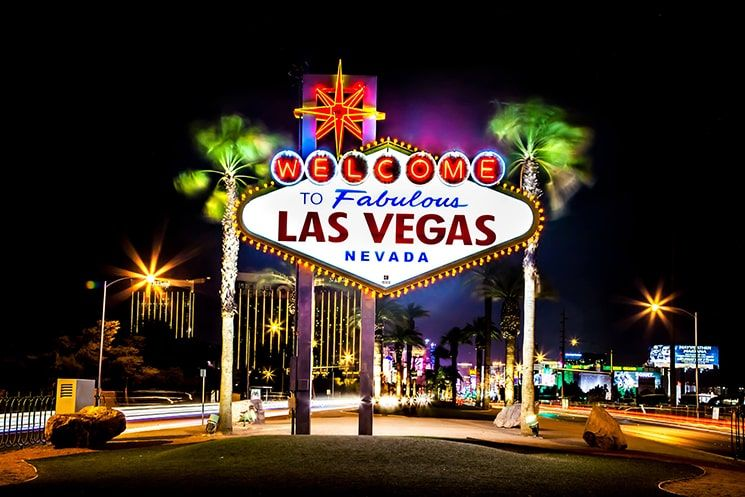 Las Vegas: the world capital of casinos