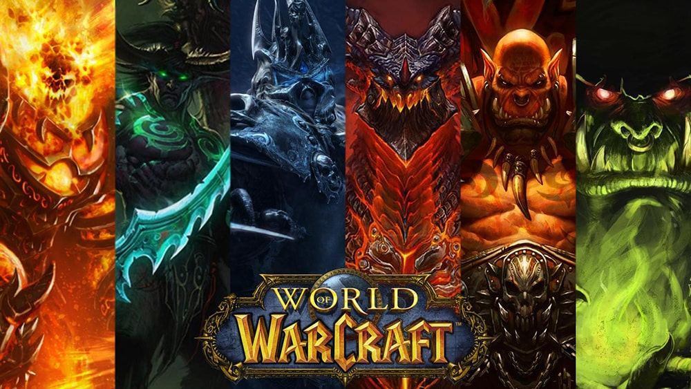 Warcraft 2 eSport online game