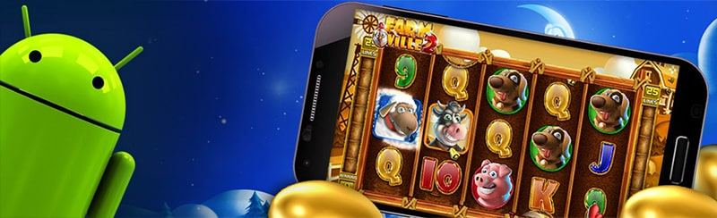 Mobile casino for Android