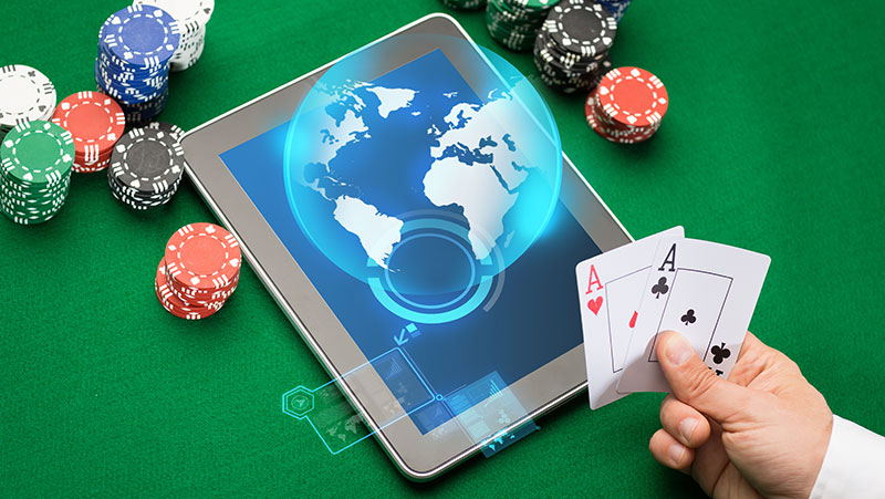 Casino entry to foreign markets: specific steps