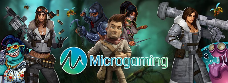 Microgaming: games for online casinos