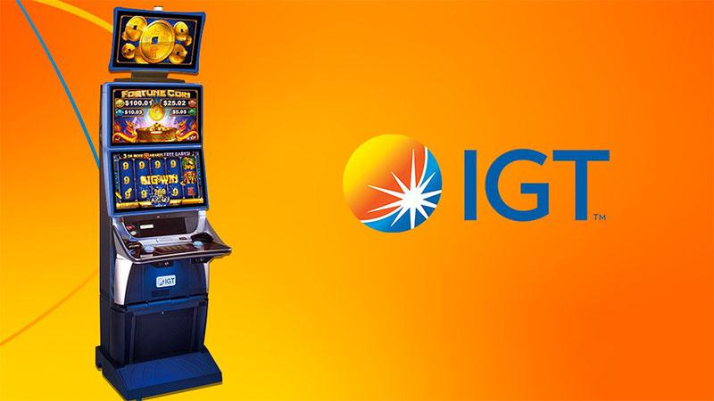 IGT casino software provider