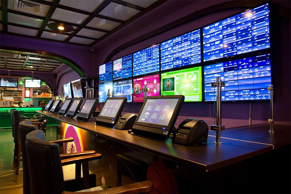 Internet terminals for casinos