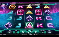 Neon Staxx Touch slot from NetEnt