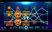 Sparks Touch online slot from NetEnt