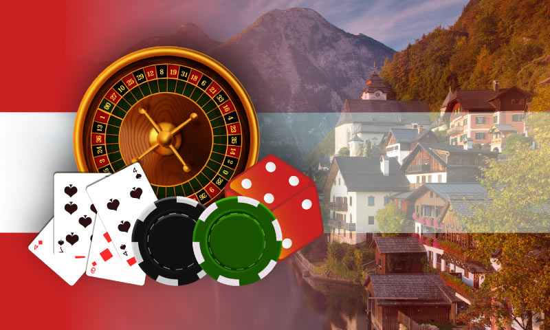 Online and land-based casinos in Austria