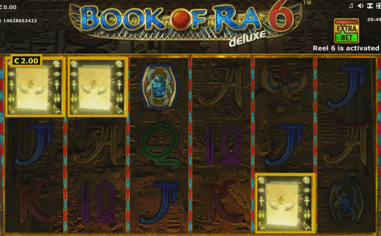 Gaminator - Book of Ra 6, screenshot 6