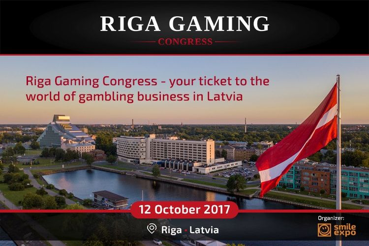 Gambling Congress Riga Gaming Congress 2017