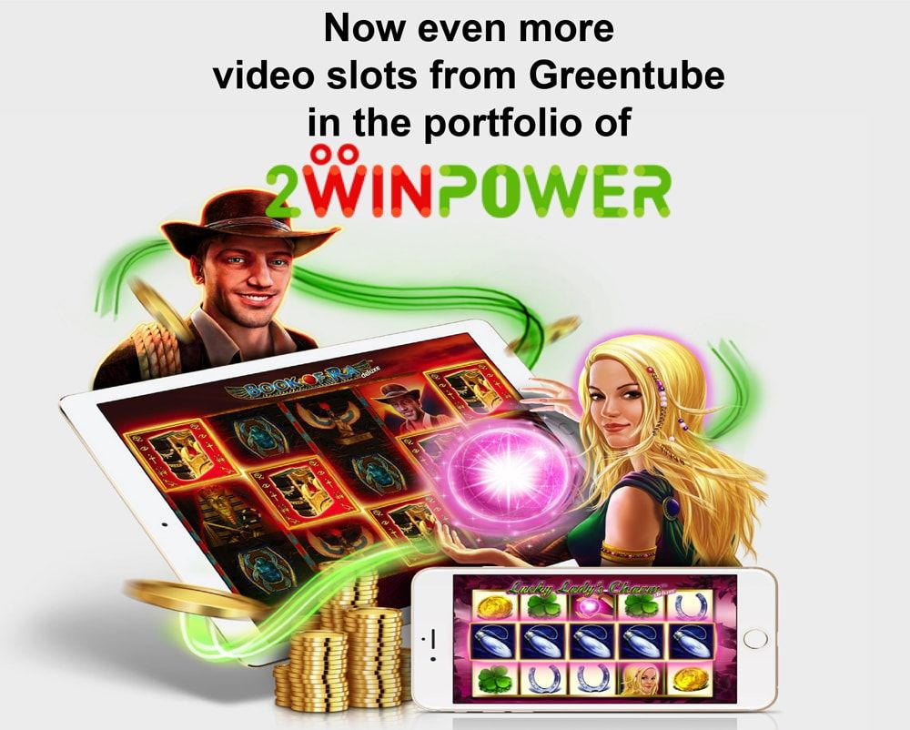 2WinPower's gaming portfolio has grown
