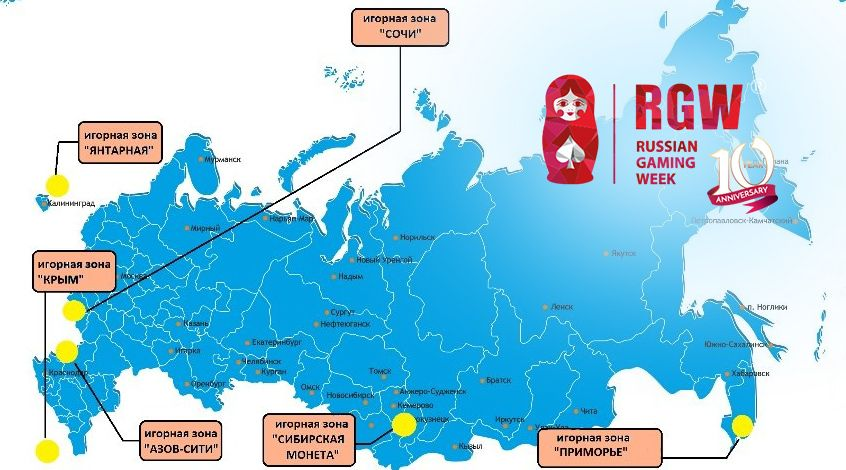 Gambling business in Russia image